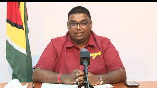 Recount Day 17 Update by President-in-waiting Dr Irfaan Ali May 22nd 2020