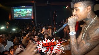Blueface Performs Thotiana, Bleed It, On The Dead Locs & More In Houston, Tx