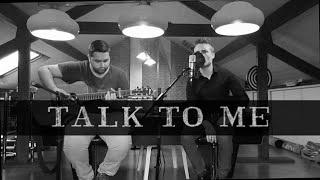 Yodelice   Talk To Me (Double Team Acoustic Cover)