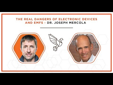 The Real Dangers of Electronic Devices and EMFs - Dr. Joseph Mercola