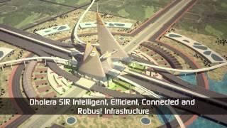 Dholera SIR - Future Smart City Concept Design by Studio Trika