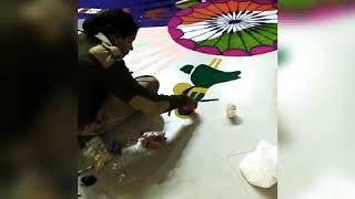 preview picture of video 'Preparation of Republic Day 2019 at Amritsar Airport'