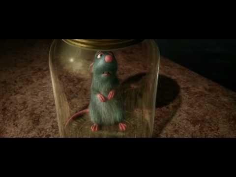 Ratatouille Movie Trailer