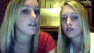The Wolf Sisters - She Went Out For Cigarettes (Cover) by Chely Wright