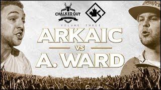 KOTD x CO - Arkaic vs A. Ward  | #COVol3