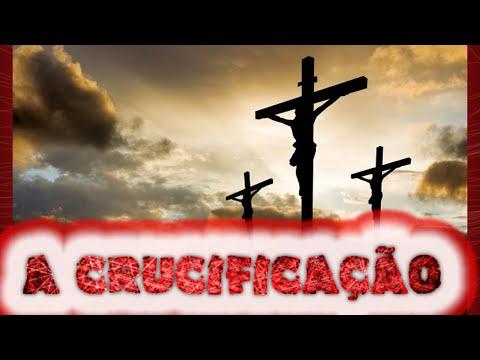 Evangelho de Marcos - A CRUCIFICAO