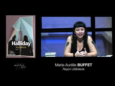 Matinale Rentrée littéraire septembre 2018 - Marie-Aurélie