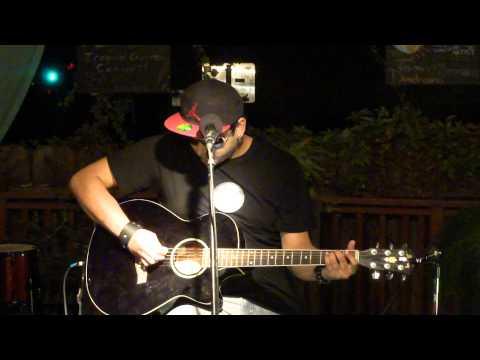 Stevie Vasquez @ Open Mic Nite Modesto California 10-06-13 Vid 26