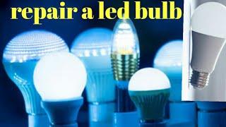 how to repair led bulb in urdu - 免费在线视频最佳电影电视节目