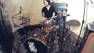 SaNn - Architects - Black Blood Drum Cover