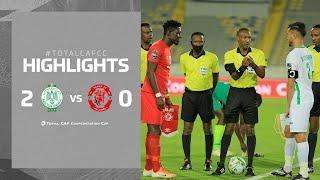 CAF CC | Raja CA 2-0 Nkana FC