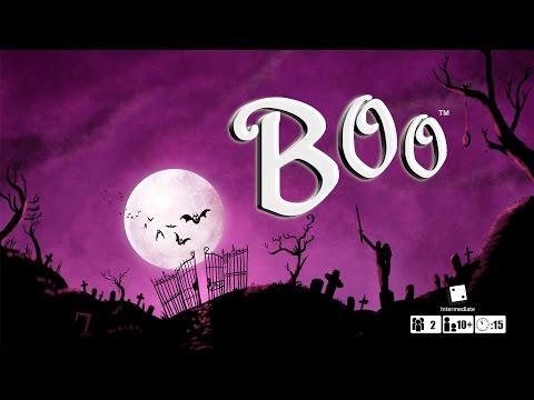 BOO Rules - Pack O Game™