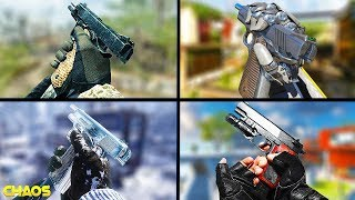 The Evolution of the M1911 in Call of Duty