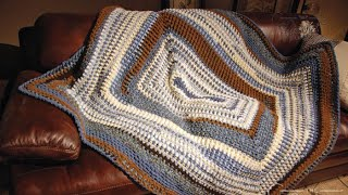 Crochet Bundle Of Love Blanket Pattern