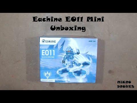 Eachine E011 Unboxing