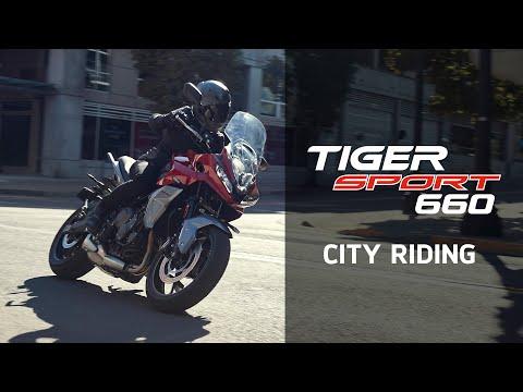 2022 Triumph Tiger Sport 660 in Bakersfield, California - Video 2