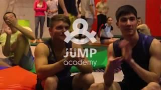 Новый Батутный центр Pro Jump Academy