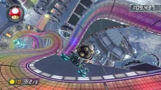 Rainbow Road - 1:59.645 - Diogo (Mario Kart 8 World Record)