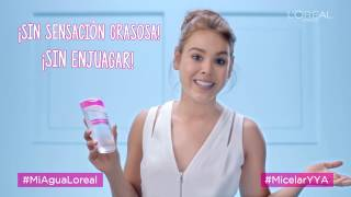 L´Oreal Agua Micelar Danna Paola 2017 30