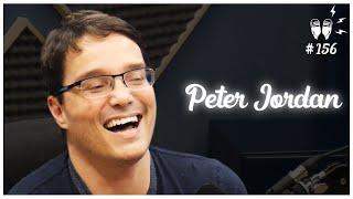 PETER JORDAN - Flow Podcast #156