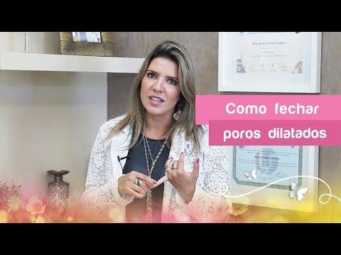 COMO FECHAR OS POROS DILATADOS E MANTER A PELE PERFEITA