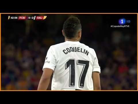 Francis Coquelin Destroying Barcelona (25/05/19)