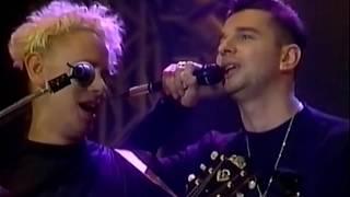 Depeche Mode   Enjoy The Silence (TV 1989)