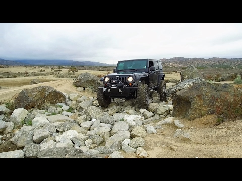 "Off Road Testing Of The New Lift And Suspension On The Jeep Wrangler JKU Rubicon  On 37"" BFG's"