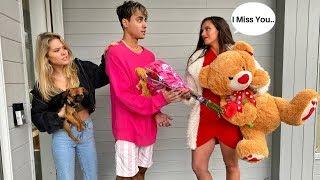CRAZY EX Girlfriend Shows Up on Valentines Day!