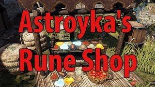 Rune Shop