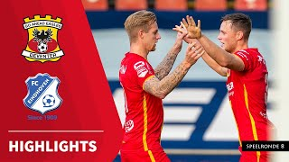 Samenvatting Go Ahead Eagles - FC Eindhoven (17-10-2020)
