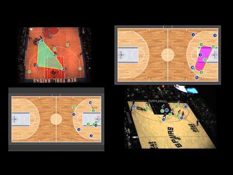 SportVU NBA