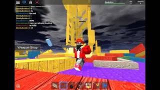 | Master Roblox | Ahh Hell NAH | EP2 | Classic Brick Fight |