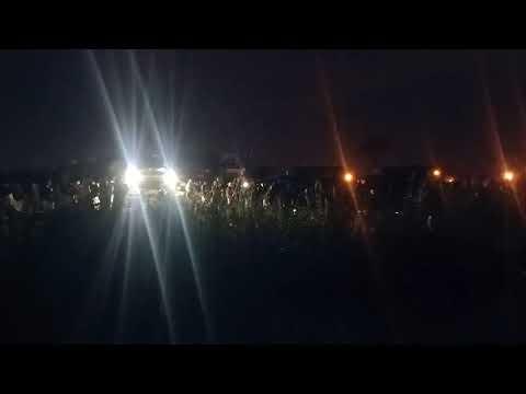 غرق مركب ببحيرة مريوط بمنطقة الهوارية