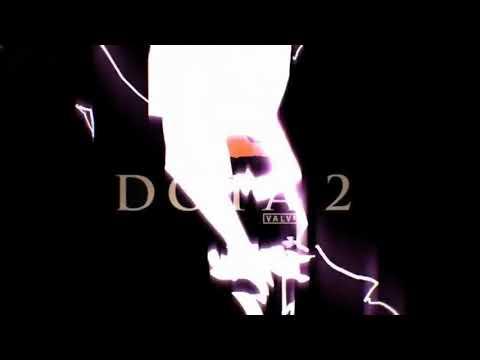 If Dota 2 Was An Anime [ Kana Boon - Silhouette ] ( NARUTO