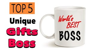 Best Unique Gifts Boss, Gifts For Manager Funny