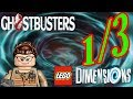 LEGO Dimension FR Mode Libre S.O.S Fantomes 2016    1/3