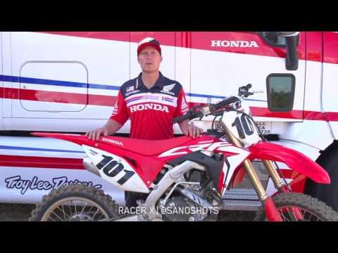 2017 Honda CRF450R in Missoula, Montana