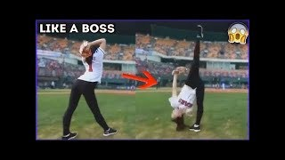 LIKE A BOSS COMPILATION #4 AMAZING 9 MINUTES ПРИКОЛЫ С ДЕВУШКАМИ