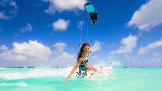 The Best Kitesurfing Spots In The World 4K - Part 1