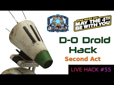 D-0 Droid Live Hack Part 2
