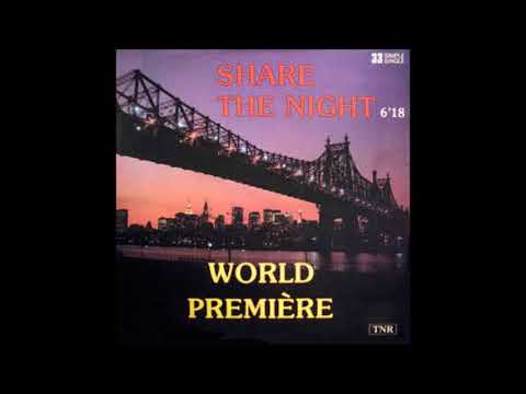 World Premiere – Share The Night (1983)