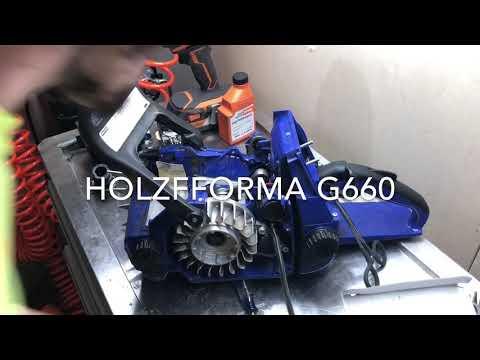 HOLZFFORMA G660 56MM Big Bore kit from Huztl/Farmertec has Short