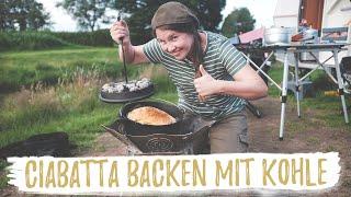 Unser Dutch Oven | Tipps, Zubehör & Ein Leckeres Ciabatta