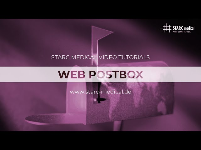 WEB Postbox