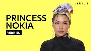 "Princess Nokia ""Sugar Honey Iced Tea (S.H.I.T.)"" Official Lyrics & Meaning | Verified"
