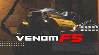 Hennessey Venom F5 xác lập kỷ lục mới với vận tốc tối đa đạt trên 500 km/h