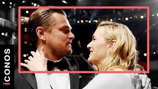 Kate Winslet lloró de amor por Leo DiCaprio