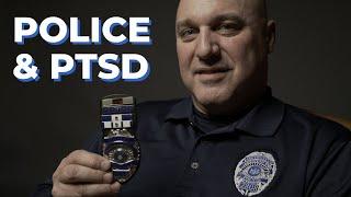 Beneath the Vest: Police Officer PTSD & Mental Health