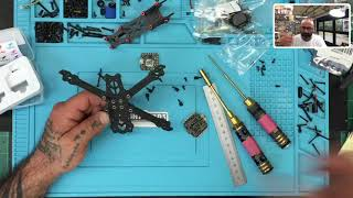 DIY F140 3 Inch Drone Kit Part 2 - ESC Install from Cyclone FPV